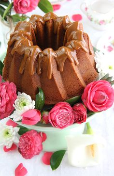 Bunt Cakes, Cupcake Cakes, Cupcakes, Pan Dulce, Pasteles Recipe, Filet Mignon Chorizo, Biscotti, Delicious Desserts, Dessert Recipes