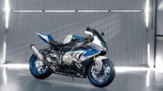 BMW HP4 Bike