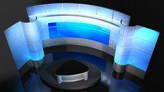 Image detail for -New Complete Studio Set Design With Pricing | TV Set Designs