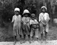Slavery in the United States - Children who were born to slaves began working as soon as they were able.
