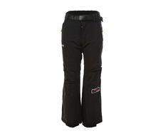 8848 Altitude - Track Junior Stretch Pants | Byxor | Svart | Sportamore.se