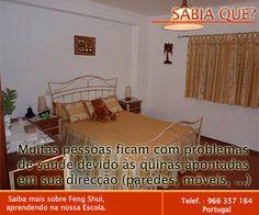 Escola Portuguesa de Feng Shui: SABIA QUE ... QUINAS