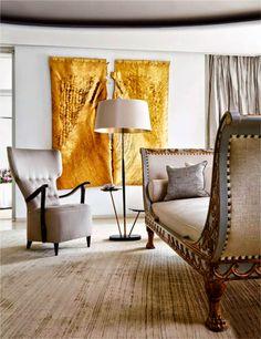 Domenique Mora: Jean Louis-Deniot Colombia Apartment