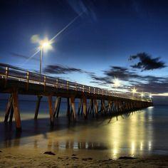 Grange Jetty South Australia another favourite beach.