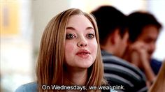 It's So Fashion : What Mean Girls taught us