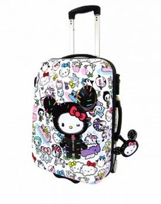 2 of my favorites... tokidoki + hello kitty... I WANT this!!!!!!