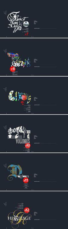 Cover per il sito www.gariselliassociati.it con uscita bimestrale. Anno 1: Graphic Pop. Progetto www.gariselliassociati.it
