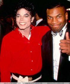 MJ and ... [ Fotos de MJ con otros famosos ] - Página 12