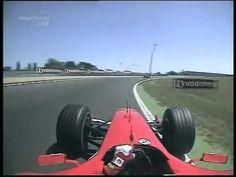 F1 France 2004 - Schumacher VS Alonso Amazing Battle!