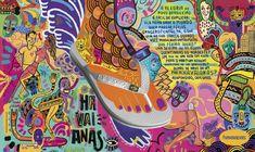 Havaianas | AlmapBBDO  A nova campanha criada pela Almap comemora os 50 anos da marca Havaianas e mostra o jeito de ser do brasileiro. Textos da redatora Sophie Schoenburg.    Redatora: Sophie Schoenburg  Diretor de Arte: Bruno Prosperi  Ilustrador: Pirecco