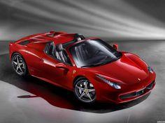 Todas las fotos del Ferrari 458 Spider 2011. La galería de fotos más completa del Ferrari 458 Spider 2011