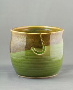 beautiful yarn bowls.