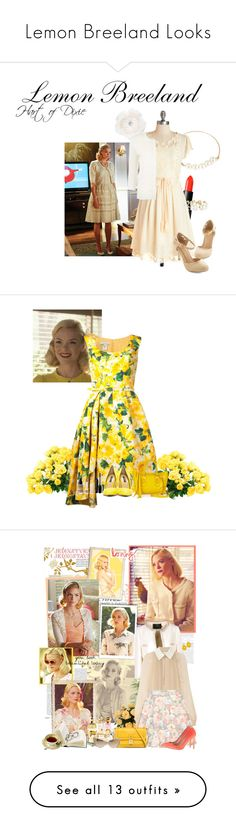 """Lemon Breeland Looks"" by unemerefiere ❤ liked on Polyvore featuring NARS Cosmetics, Forever 21, Lipsy, Monsoon, Kaliko, Oscar de la Renta, Dolce&Gabbana, Alexander McQueen, love and hartofdixie"