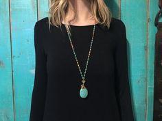 Sedona Drop Necklace