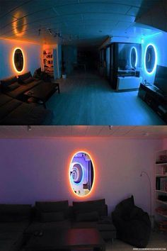 Idea for a great gamer room