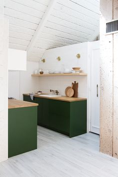 palm springs A-frame kitchen renovation // sarah sherman samuel