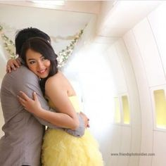 our photo on bride story... :D @ladolcevita, semarang, west java... thanks, tinaaa... for gave us so beautiful place... :*