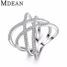 Like and Share if you want this  MDEAN White Gold Plated Rings for women Hollow Ring fashion Jewelry Bague women vintage Ring Zircon fashion Accessories MSR401     Tag a friend who would love this!     FREE Shipping Worldwide     Get it here ---> http://jewelry-steals.com/products/mdean-white-gold-plated-rings-for-women-hollow-ring-fashion-jewelry-bague-women-vintage-ring-zircon-fashion-accessories-msr401/    #womens_watches