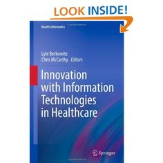 A very informative book about the subject of informational healthcare.
