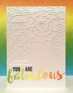 InvisiblePinkCards: Handmade card using STAMPlorations dies and stamps