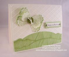 Mixed Bunch Butterfly by LaLatty - Cards and Paper Crafts at Splitcoaststampers