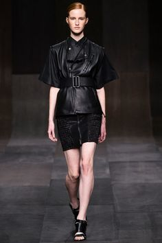 Damir Doma Spring 2013 Ready-to-Wear Collection Slideshow on Style.com