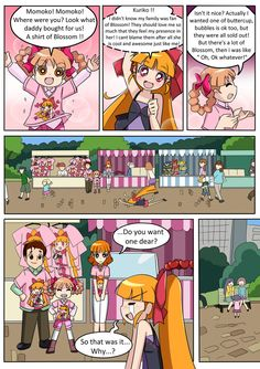 Powerpuff Girls Z - Chapter 2 - Pg. 27 Previous Page: