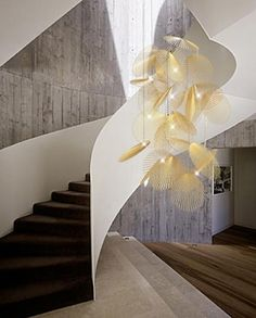 Heathfield & Co, recently launched their stunning range of bespoke light installations, designed to transform and enhance a multitude of interior spaces. These fifteen stunning installations will soon be joined by a further selection of designs including 'Leaf', 'Birch Forest' and 'Flow'. 'Leaf' is an elegant design comprised of a series of intricately cut metal …
