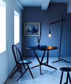 Black furniture!! Jake Curtis . INTERIORS