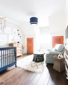 The 1 Secret You NEED To Know Design A Remarkably Stylish Nursery