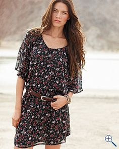This is my perfect fall dress.