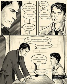 SuperWhoLock: The Comic Holy.... This is amazing!!!!! Start at the beginning, though!
