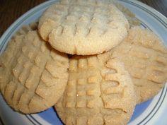 Classic Homemade Peanut Butter Cookies (3 Dozen)