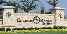 Christie Ranch Estates - Frisco Texas