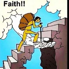 Success is all about having faith :)