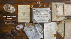 Lucky Luxe Couture Correspondence   Letterpress Wedding Stationery