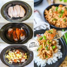 This Crock Pot Pineapple Chicken is a quick and easy dinner that is loaded with flavor! Tender chicken breast is slow cooked in the delicious Asian inspired flavors of teriyaki sauce and pineapple. Easy Pineapple Chicken It doesn't get much easier than this Crock Pot Pineapple Chicken! Just a few ingredients combined together and the ... Read Post