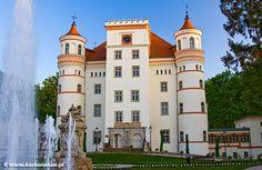 Szklarska Poręba, noclegi w Szklarskiej Porębie, atrakcje, mapa, pogoda, imprezy Pałace Karkonoszy