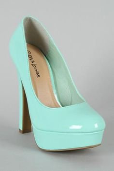 one of my favorite colors! :) love these shoes! will have them someday!
