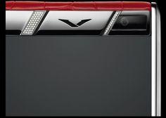 Aster Diamonds Red Alligator – A $12,500 Gem From Vertu