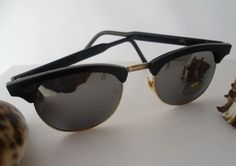 """Vintage Brillen - ♔ Sonnenbrille """"Elegant"""" ♔ - ein Designerstück von Camden-Market bei DaWanda"""