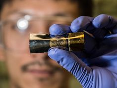 Rice Nanoporus Battery - Researchers at Rice University in Houston, Texas, have developed a nanoporous material that has the energy density (the amount of energy stored per unit mass) of an electrochemical battery and the power density (the maximum amount of power that can be supplied per unit mass) of a supercapacitor. It's important to note that the energy storage device enabled by the material is not claimed to be either of these types of energy storage devices.