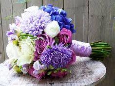 como hacer ramos de flores de colores para bodas - Buscar con Google