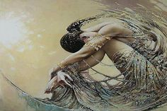 Kai Fine Art is an art website, shows painting and illustration works all over the world. Ofra Haza, Illusion Paintings, Art Gallery, Psy Art, Tim Walker, Traditional Art, Amazing Art, Amazing Paintings, Illusions