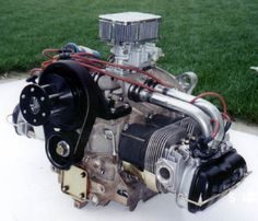 vw airplane engines - Google Search