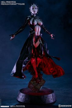Hell Priestess Hell Priestess Premium Format(TM) Figure by S   Sideshow Collectibles