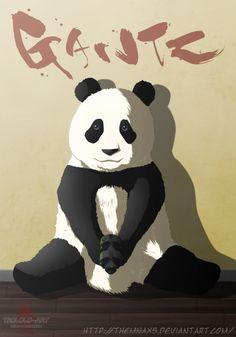 Gantz Panda
