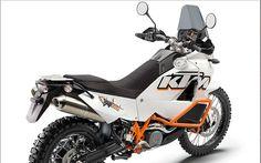 La KTM 990 Adventure Baja - Galerie de photos - Moto Journal