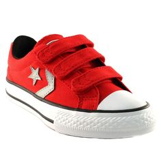 9476f2b8bfd6e 239A CONVERSE STAR PLAYER 3V OX ROUGE www.ouistiti.shoes le spécialiste  internet