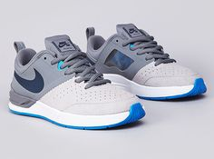 Nike SB Project BA – Cool Grey – Matte Silver